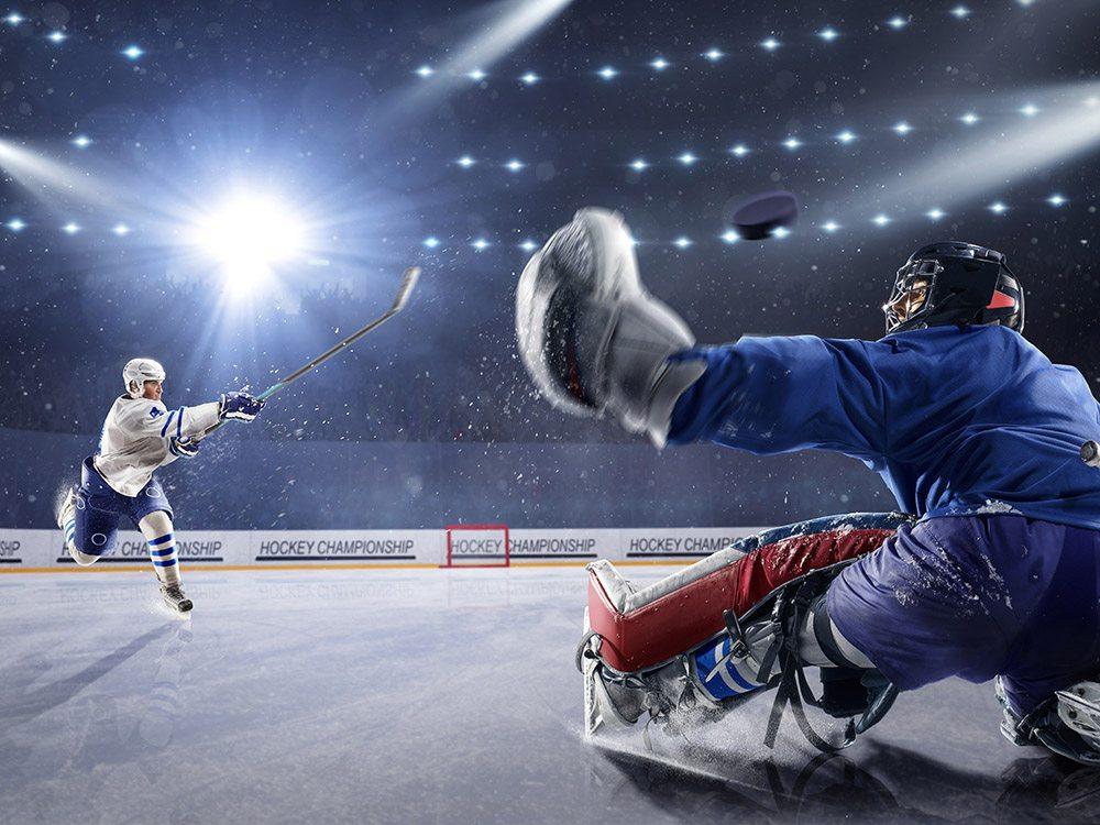 Сегодня празднуется Всероссийский день хоккея - Новости Саратова